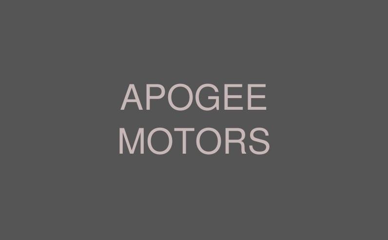 APOGEE MOTORS (アポジー・モータース)