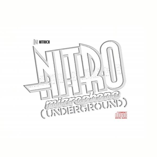 NITRO MICROPHONE UNDERGROUND 『NITRICH / SPARK DA L』