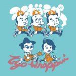 スチャダラパーとEGO-WRAPPIN' 『ミクロボーイとマクロガール』