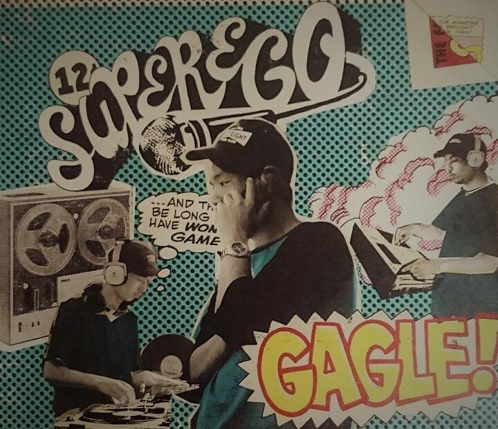 GAGLE 『Superego』